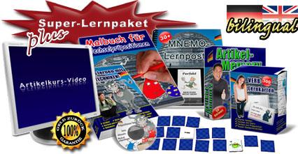 Super-LernpaketPlus Deutsch als Fremdsprache