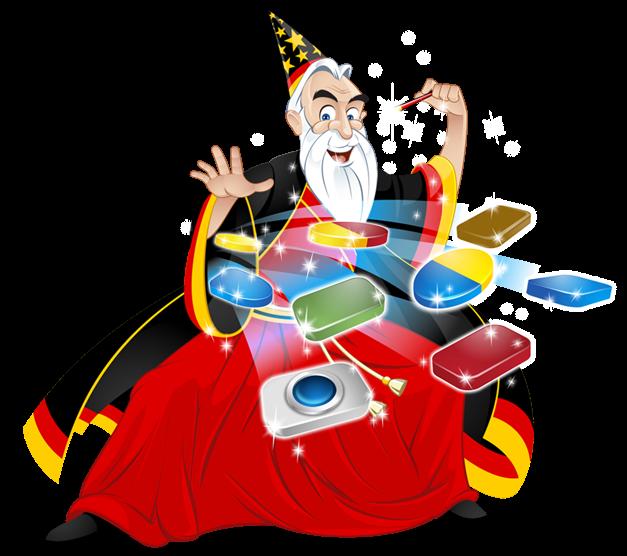 Wizard Deutsch