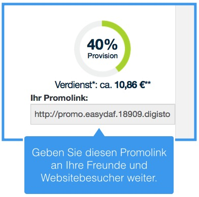 Affiliate Program Deutsch