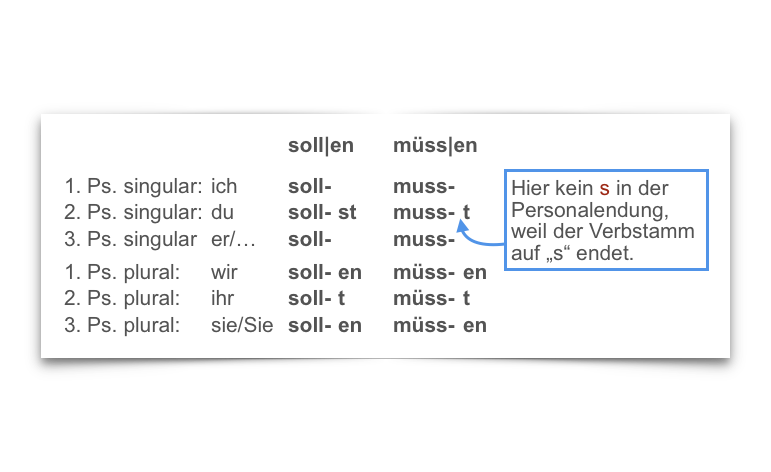 Deutsch lernen Adjektivdeklination ohne Artikel