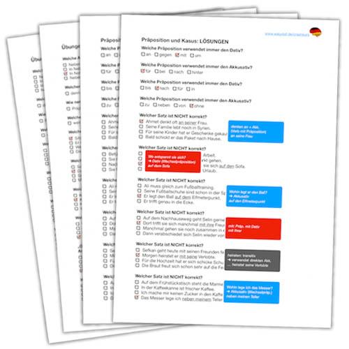 Deutsch lernen mit Mnemotechniken