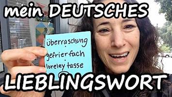 Mein deutsches Lieblingswort