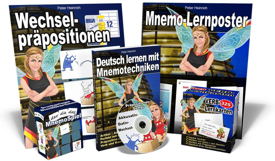 Super-Lernpaket Deutsch als Fremdsprache