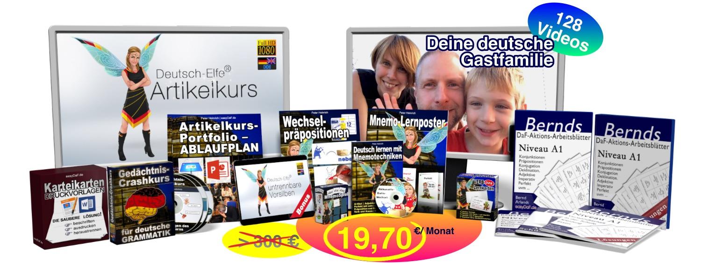 Deutsch lernen im easyDaF-CAMPUS